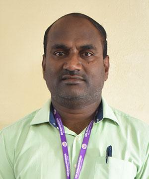 Mr Govindaraju S