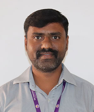 Mr Gowrisankar G