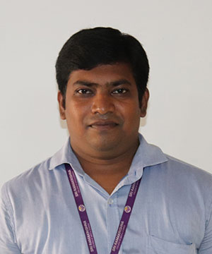 Mr Pradeep T