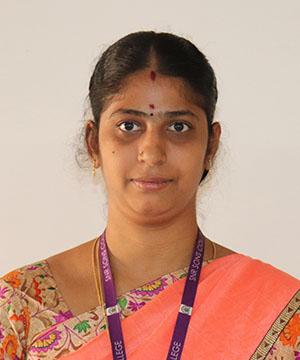 Ms Sinthiya J