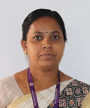 Ms Mary Velanganni M